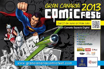 """""""Gran Canaria Comic Fest"""""""