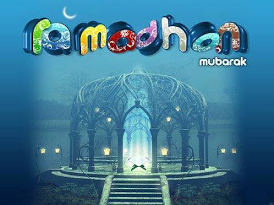 Welcome Ramadan 2013 background