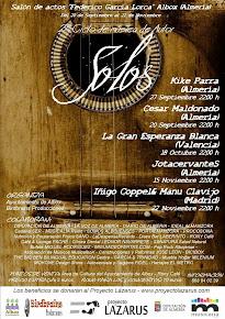"""II Ciclo de Música de Autor """"Sólos"""""""