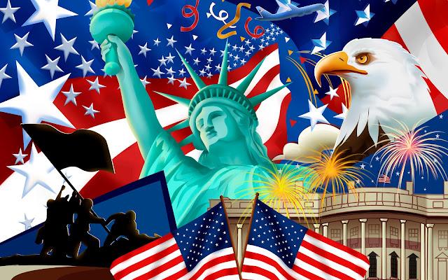 Feriados e Comemorações nos EUA