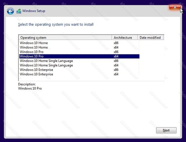 loader windows 7 enterprise