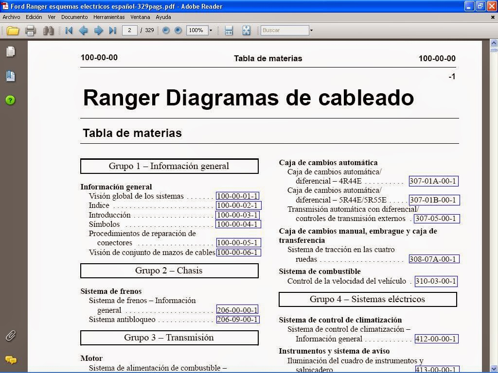 Manuales De Ford on 98 crown victoria fuse diagram