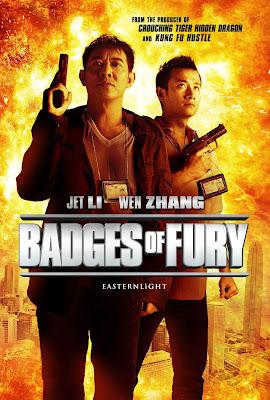 Badges of Fury [2013] BRRip 720p 850Mb