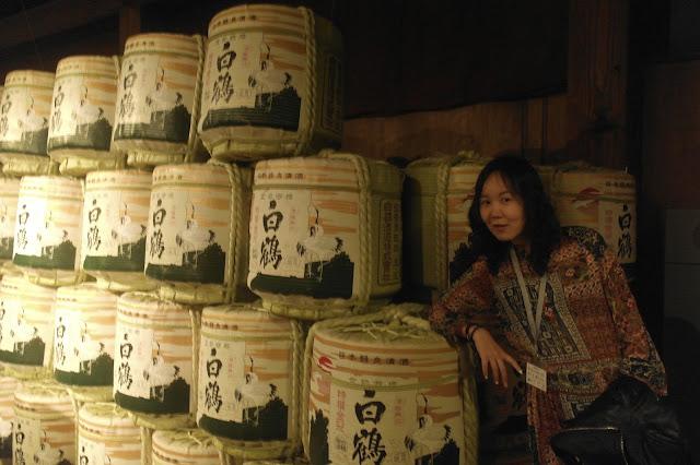 www.meheartseoul.blogspot.com | [Kobe] - Hakutsuru Sake Brewery Museum