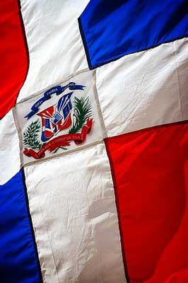 La Bandera Nacional Dominicana