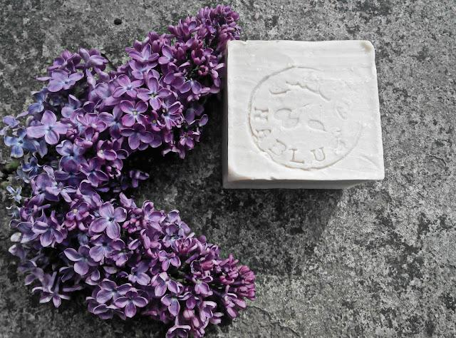 детское оливковое мыло Nablus
