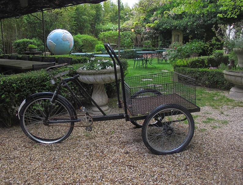 Lost in arles le jardin du quai l 39 isle sur la sorgue for Le jardin du quai