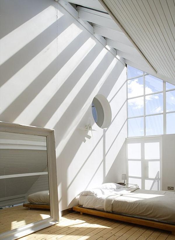 Diseño de muebles para dormitorios minimalistas : decorar tu ...