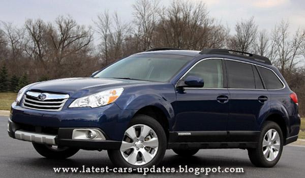 Subaru Outback IIHS safest cars