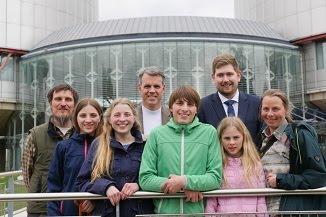 CEDO decide să interzică unor părinți germani creștini dreptul de a-și educa acasă copiii...