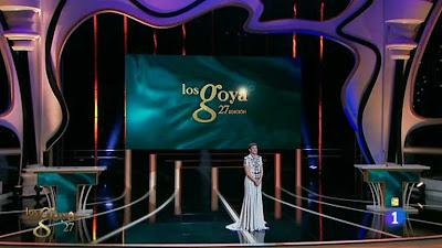Gala Premios Goya 2013