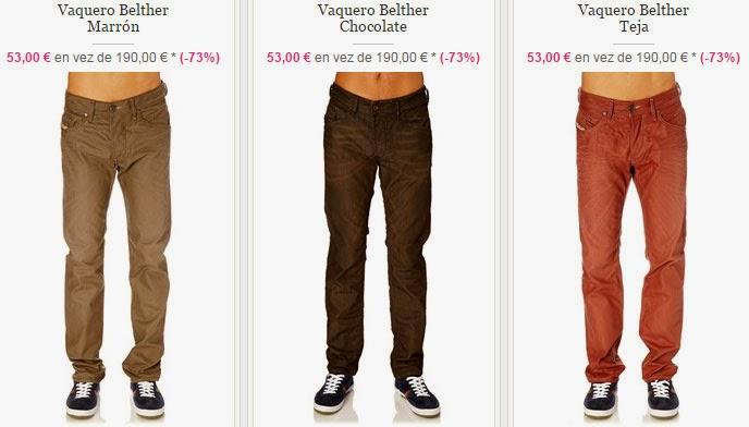 Nos encantan estos tres modelos en tonos tejas y marrones