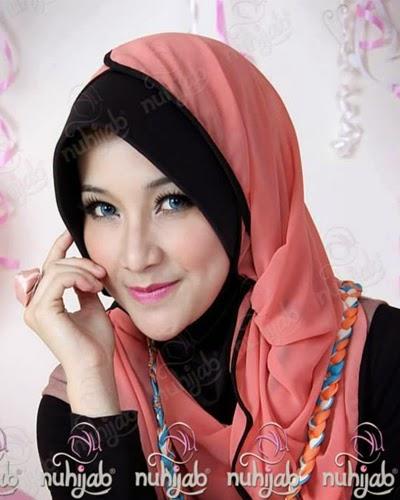 Différente façon de porter le hijab