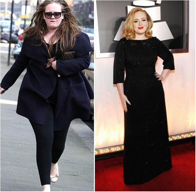 Adele Weight Loss 2011