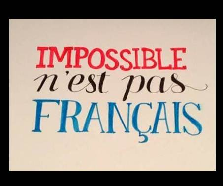 TOP IMPOSSIBLE Pas Français