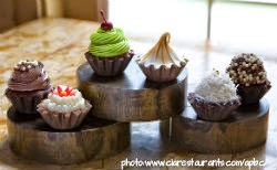 image of cupcakes from the Apple Pie Bakery, NY