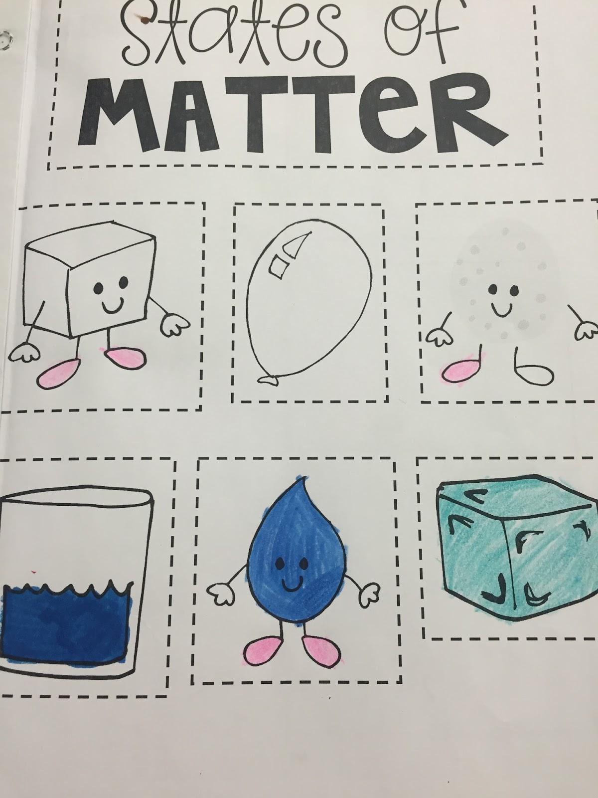 Miss Vanchus Classroom Blog Matter