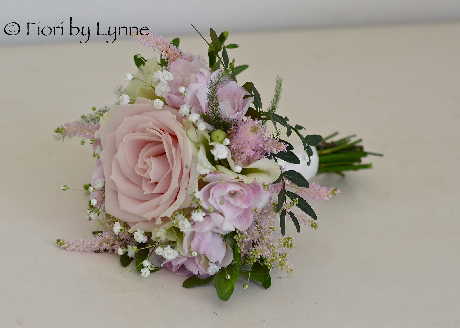 Wedding Flowers Blog Helen s Vintage Pink Wedding Flowers Newtown House