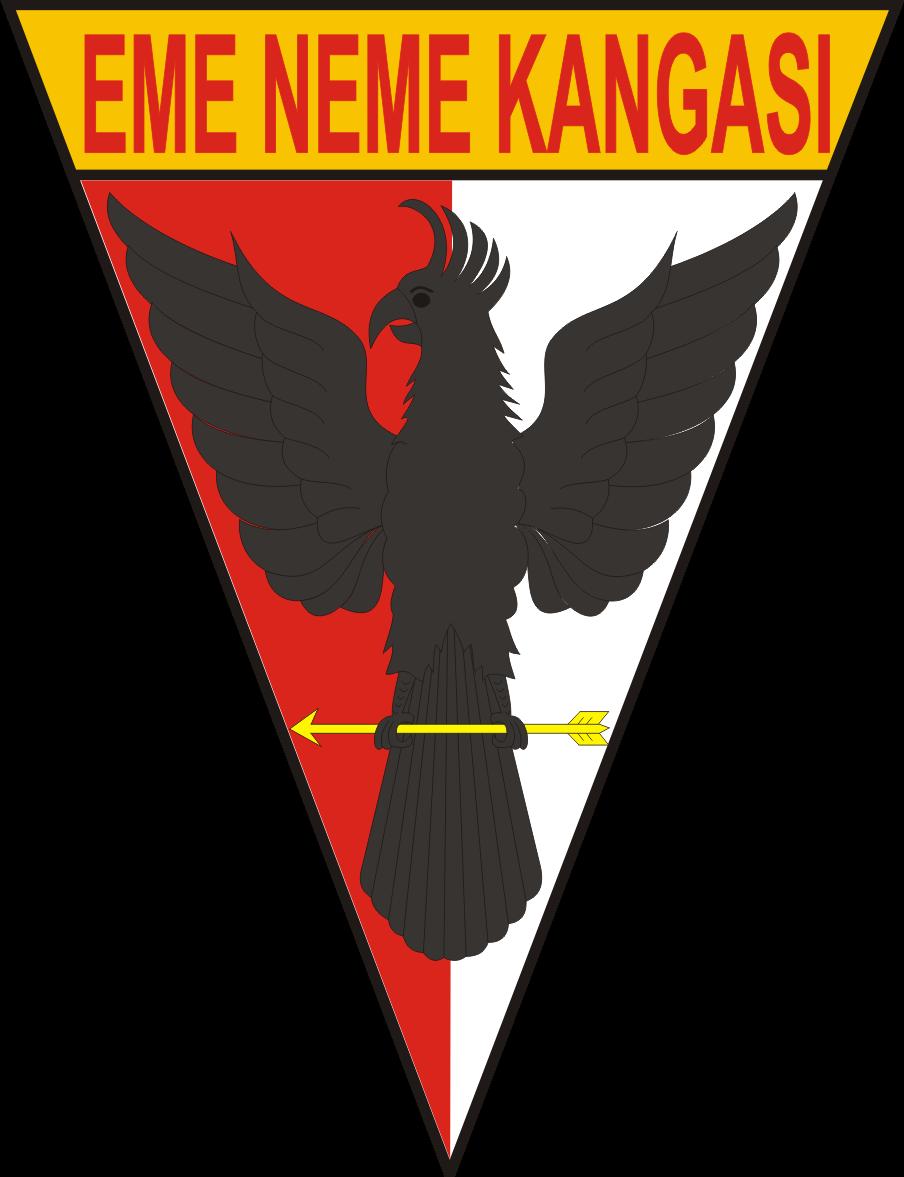Eme Neme Kangasi Motto Batalyon Infanteri Yonif 754 Timika Papua Ardi La Madi S Blog