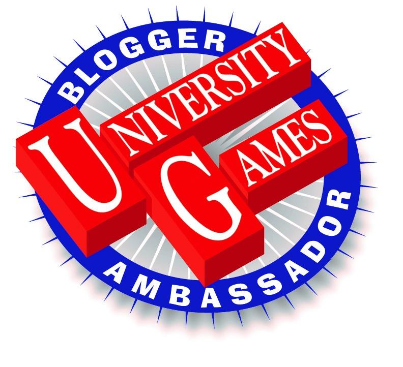 I Am A University Games Ambassador