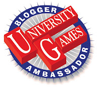 I Am A University Games Ambassador