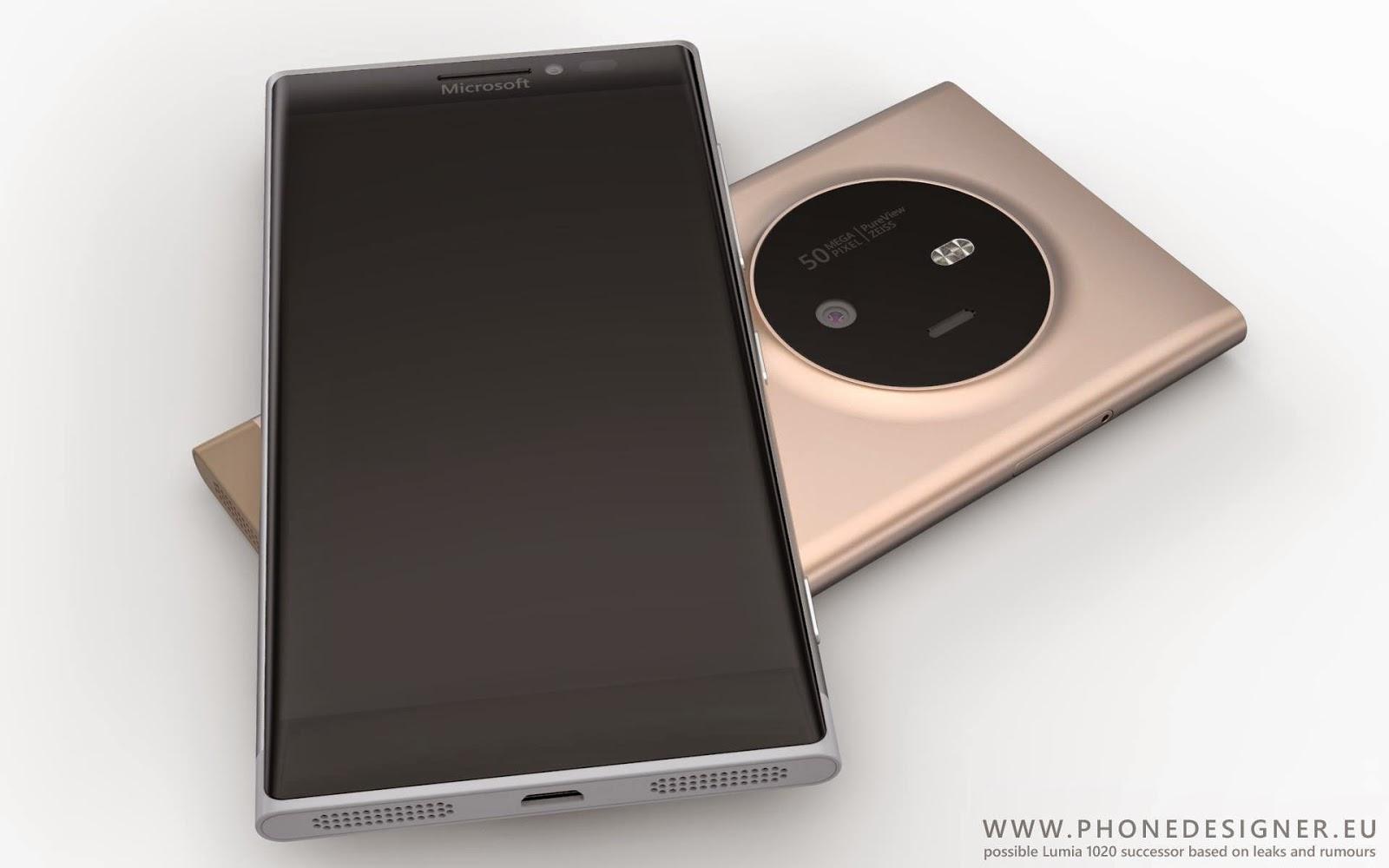 Камерофон Lumia 1030. Прототип Йонаса Данерта