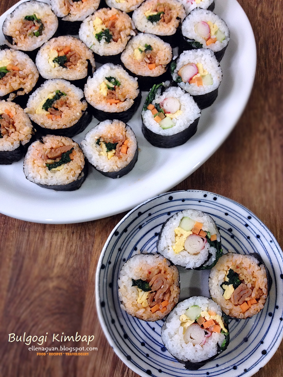 Kimbap recipe recipes kimbap forumfinder Image collections
