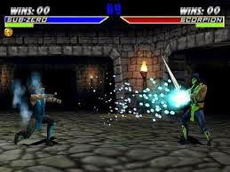 Download Games Mortal Combat 4 Exciting