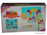 Junior A889 Baby PlayGym