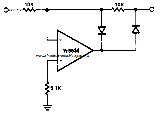 fifty percent wave rectifier circuit diagram