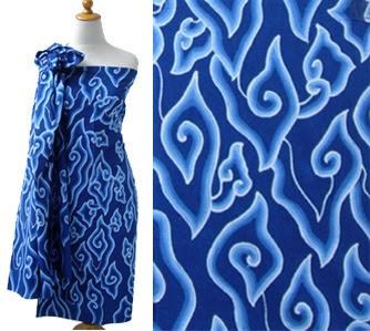 Contoh Motif batik cirebonan :