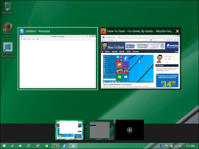 Using Virtual Desktops In Windows 10 4