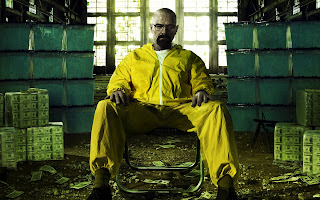 Breaking Bad 2012 Walter White with Tones of Money HD Wallpaper