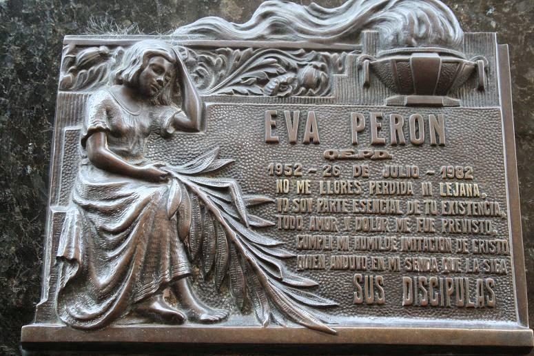 cemiterio recoleta Buenos Aires