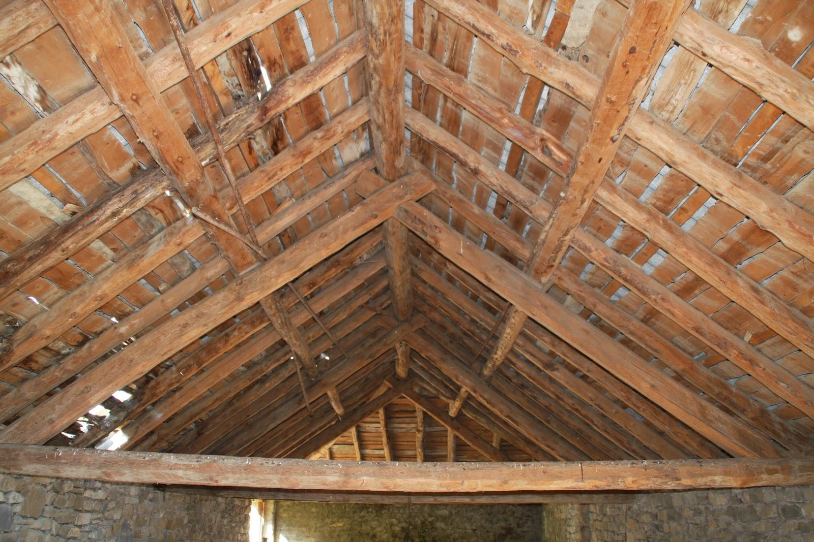 Buscando a pyrene empezando la casa por el tejado segunda parte - Materiales para tejados ...