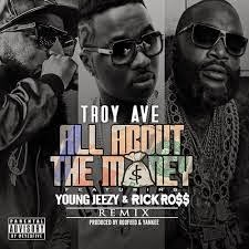 Rick Ross - All About The Money (Remix) Lyrics