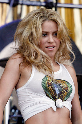 Shakira hot images