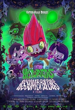Historietas Assombradas - O Filme Download torrent download capa