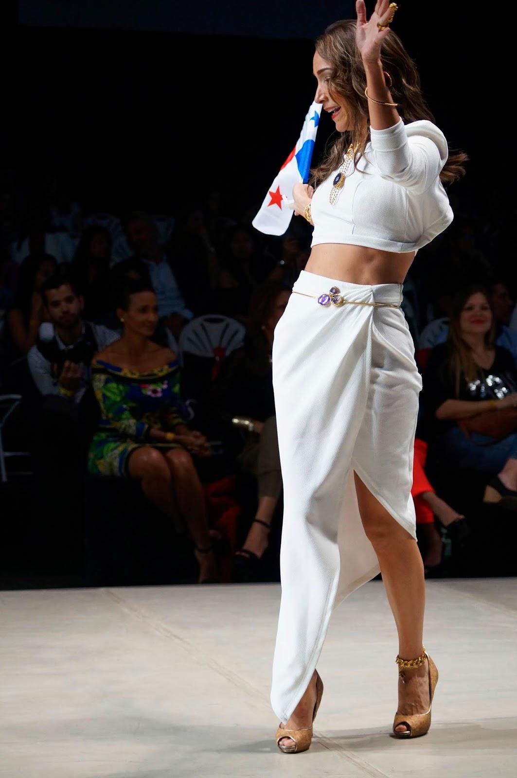 Melina Typaldos, Panama Fashion Designer