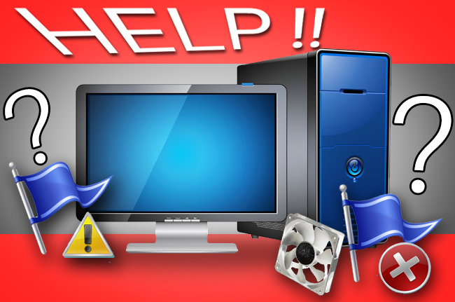 masalah komputer