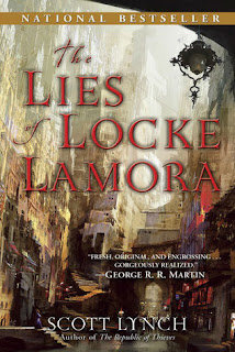 Fantasy Book Review The Lies of Locke Lamora by Scott Lynch