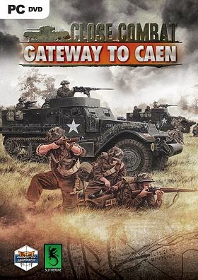 Torrent Super Compactado Close Combat Gateway to Caen PC
