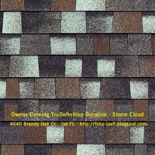 Owens-Corning TruDefinition Duration Storm Cloud Architectural Shingles