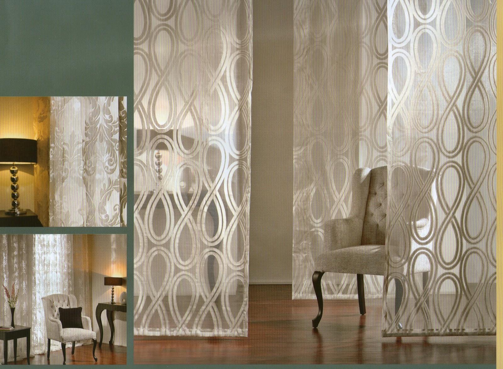 Cortinas lupion coleccion ricotta - Ultima moda en cortinas ...