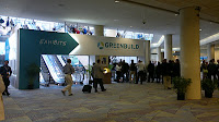 GreenBuild Entrance