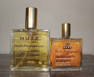 Nuxe Huile Prodigieuse Gold Multi-Purpose Dry Oil