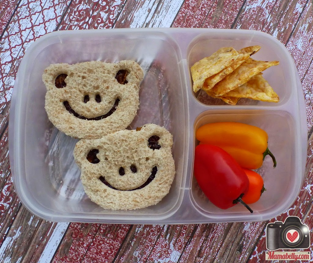5 Easy Steps to Making Lunchboxes More Fun - mamabelly.com