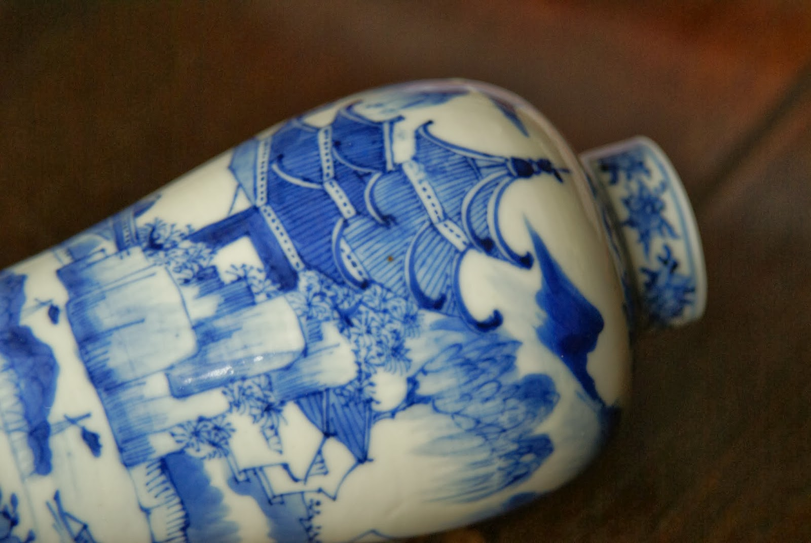 porcelaine vietnamienne