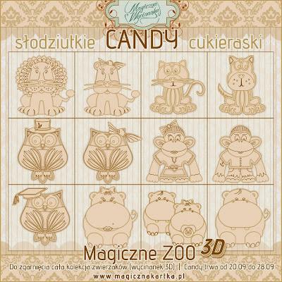 Candy w Magicznej Kartce do 28.09