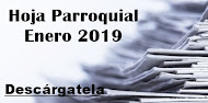 Hoja Parroquial Enero 2019
